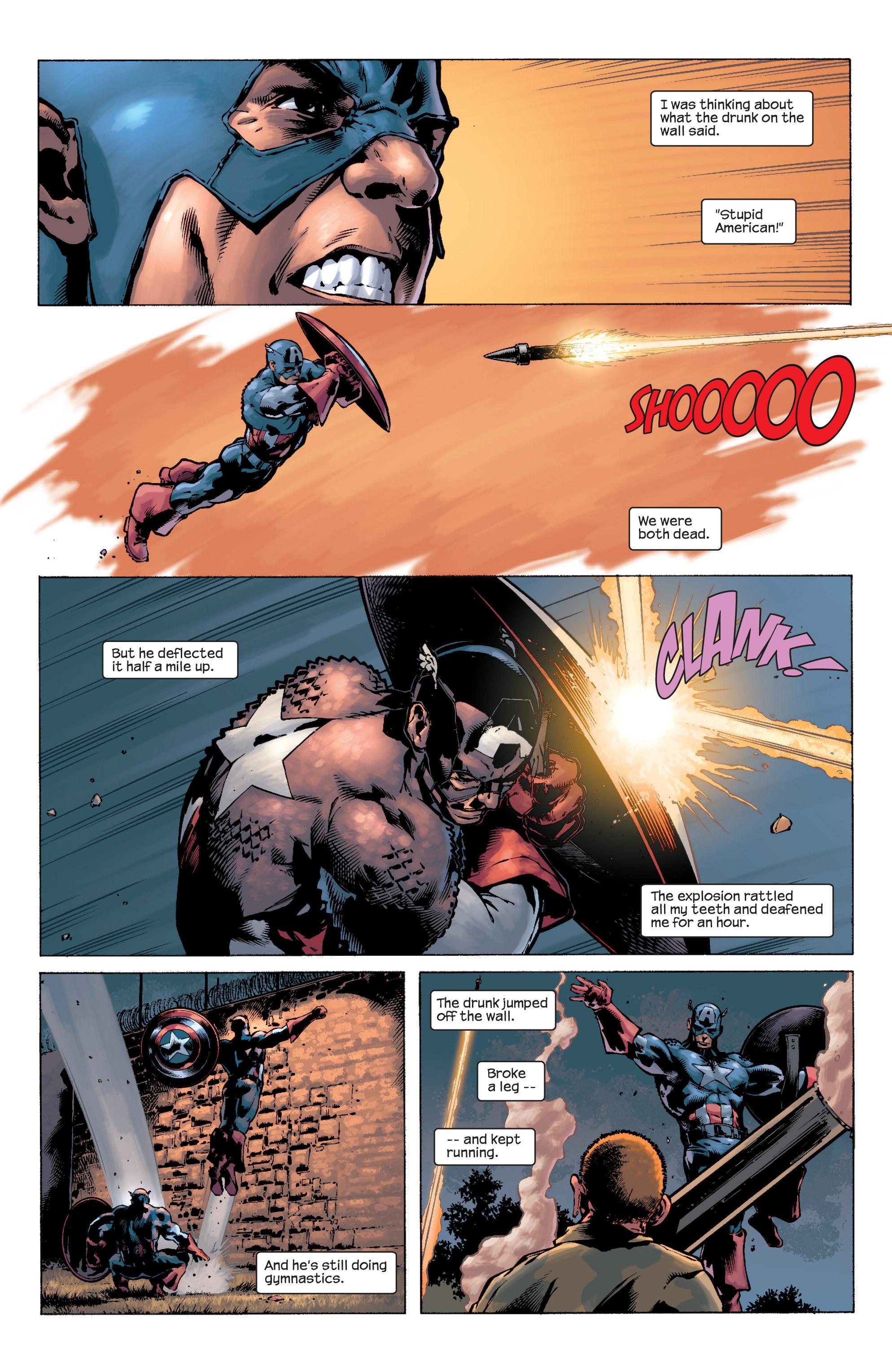 Captain America (2002) Issue #8 #9 - English 11