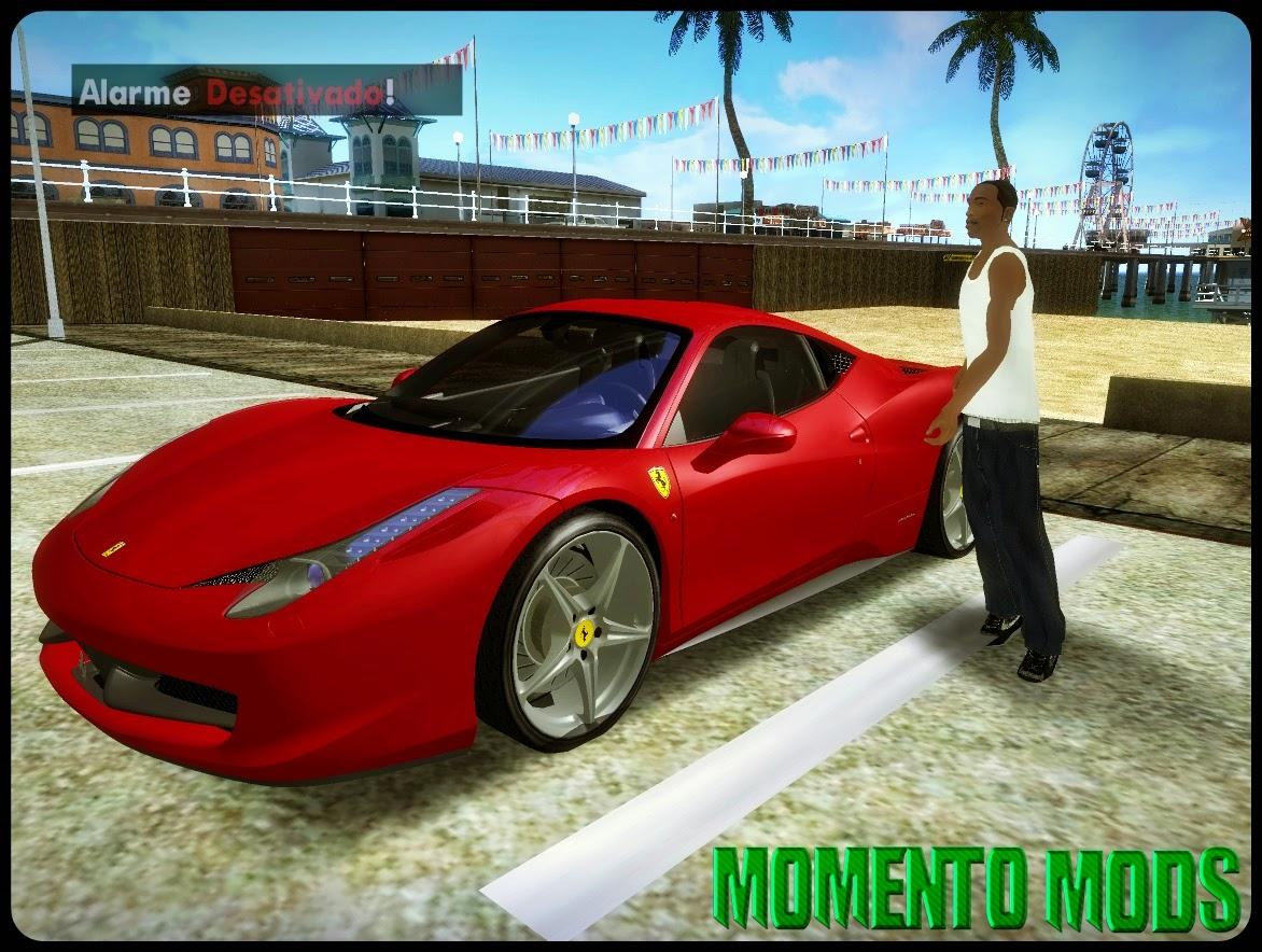 GTA SA - Alarme Mod v2.0