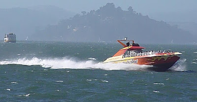Rocket Boat San Francisco
