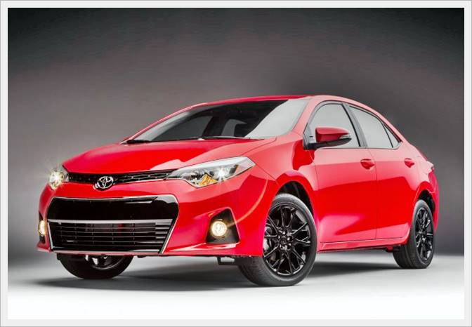 2016 toyota corolla special edition review toyota update review. Black Bedroom Furniture Sets. Home Design Ideas