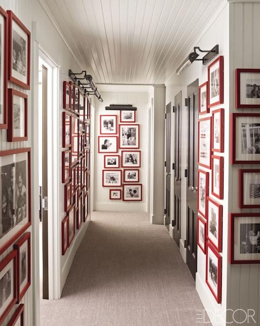 frames red
