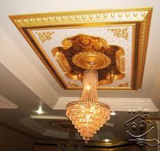 plafon rumah mewah