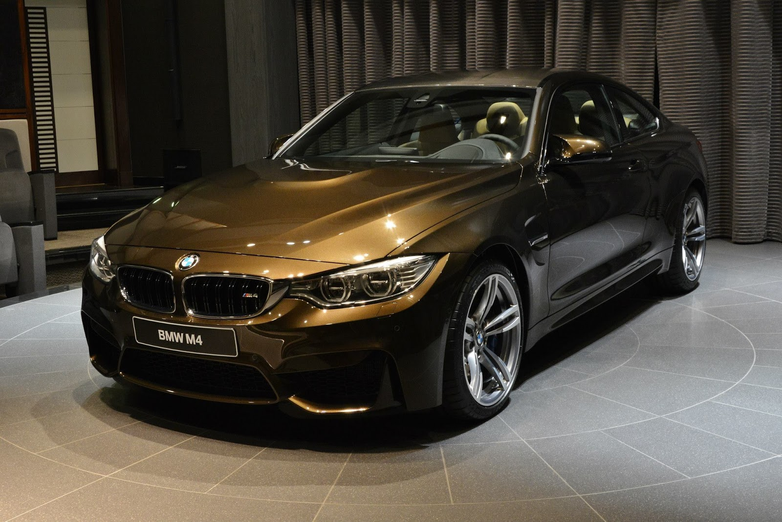 BMW M4 Individual In Pyrite Brown: Sweet As Chocolate Or Bitter As