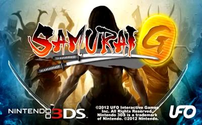 Samurai G (eShop)