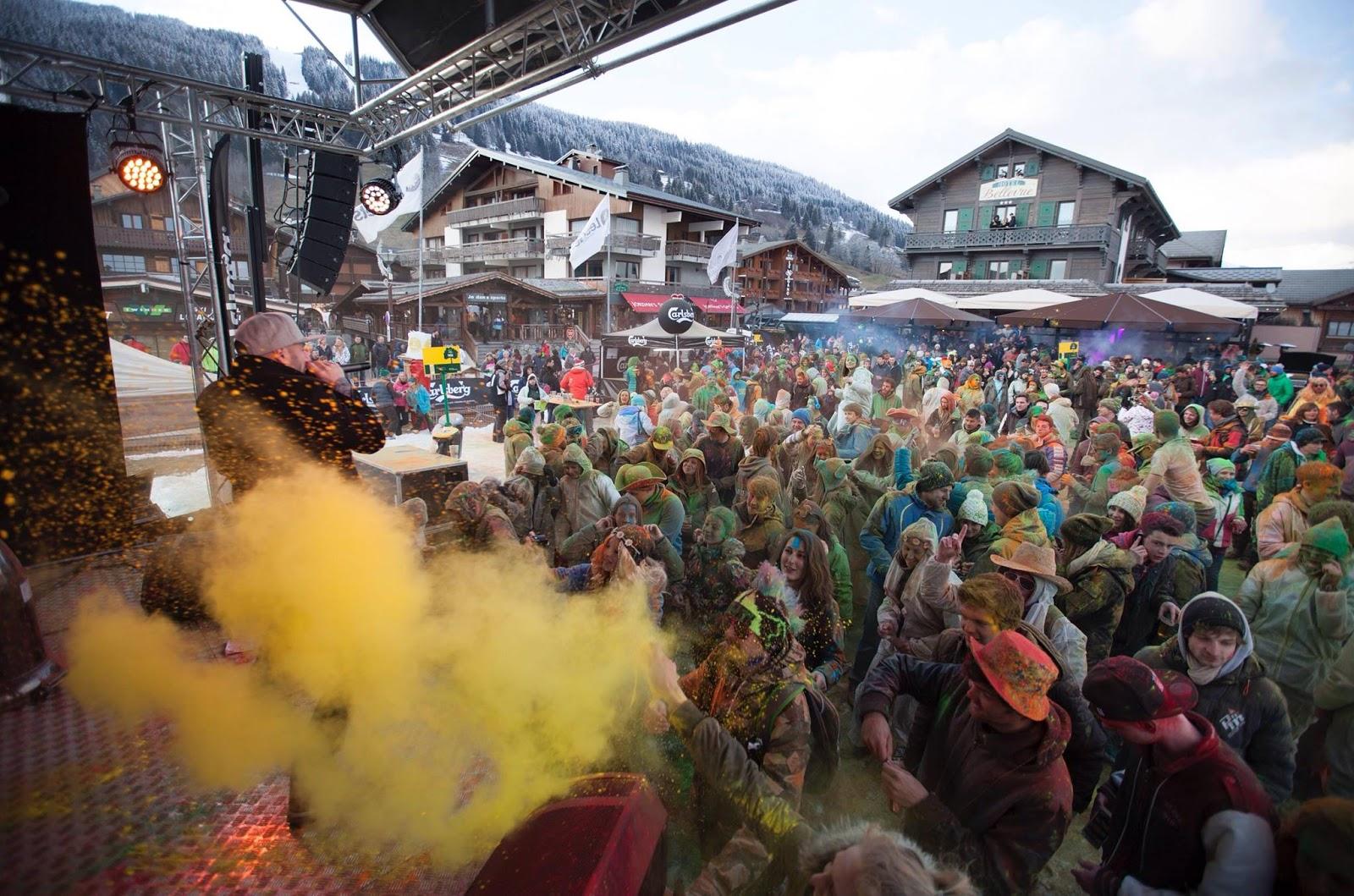 Image result for L'Après Ski Bar les gets