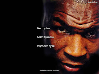 Unseen Mike Tyson Wallpapers