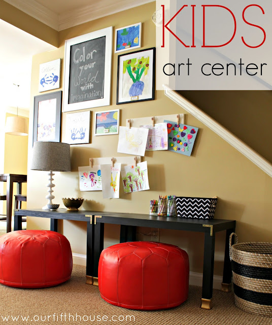 Our Fifth House - kids art center