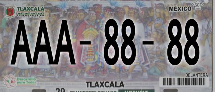 PLACAS DE TLAXCALA