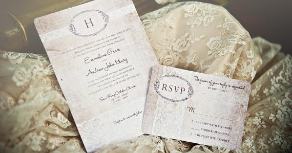 Bling Wedding Invitations