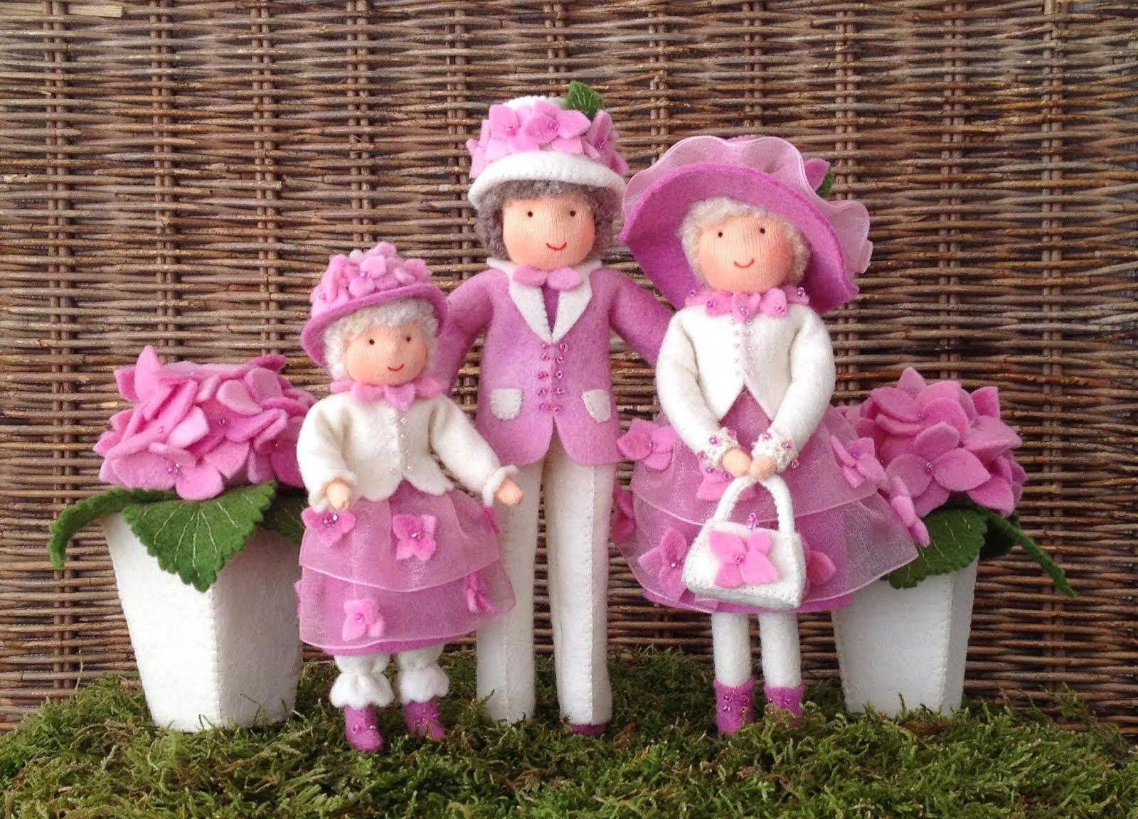 Familie Hortensia