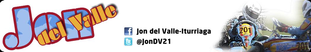 Jon del Valle Iturriaga: del karting a la F1