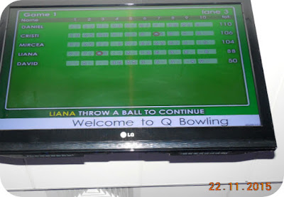 prima pista la bowling