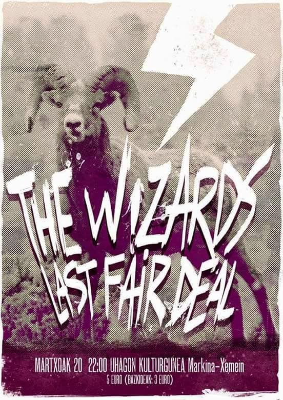 "The Wizards ""Full Moon in Scorpio"" 2017. Hard-stoner-doom-metal THE%2BWIZARDS%2B%2B%2BLAST%2BFAIR%2BDEAL"