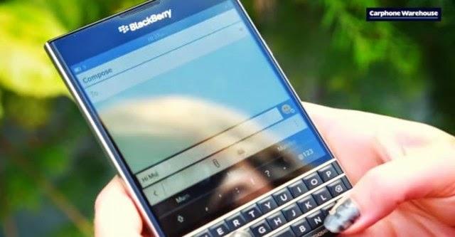 BlackBerry Passport có giá 15,5 triệu đồng?