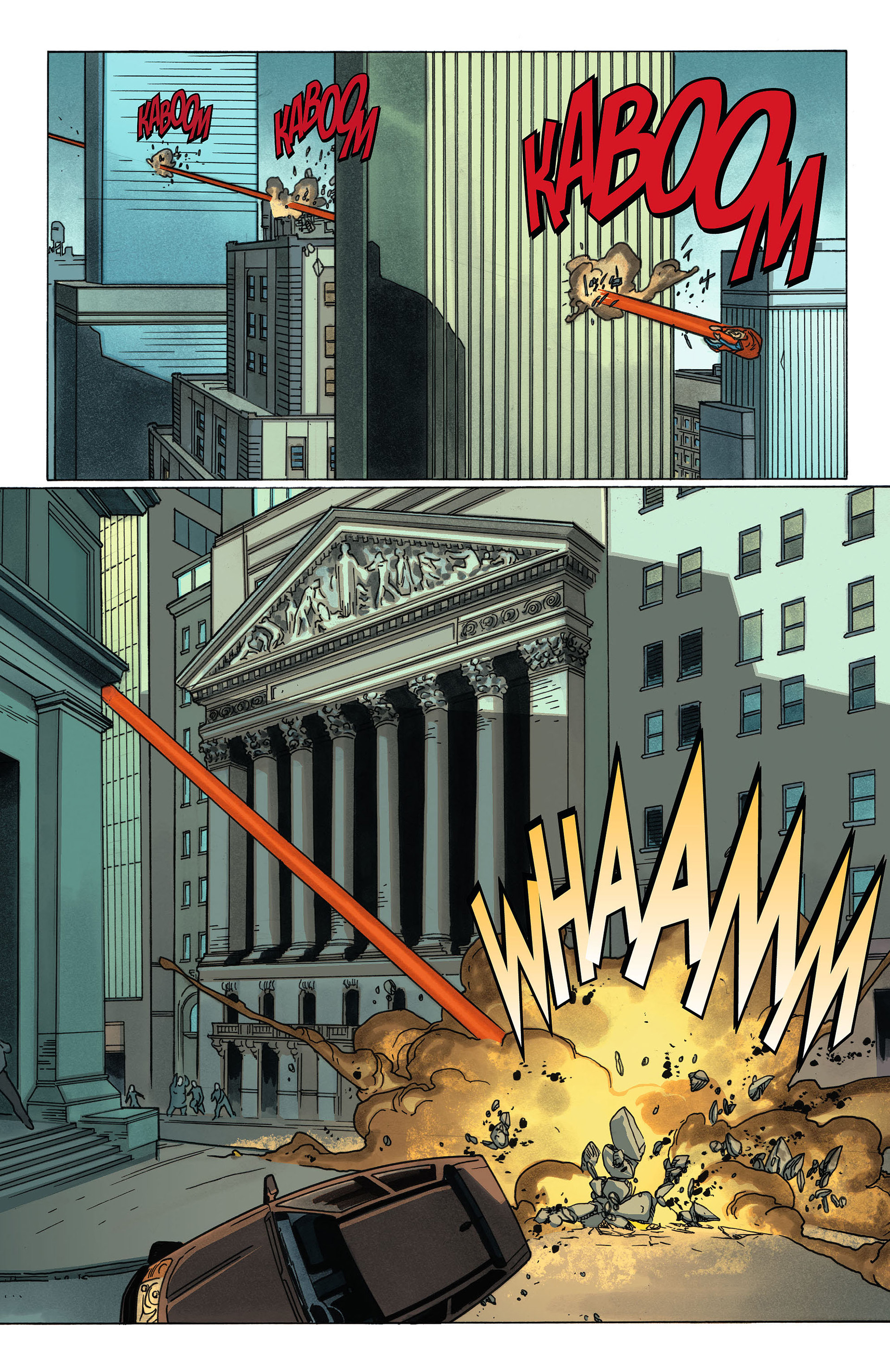 Supergirl (2011) Issue #7 #9 - English 9