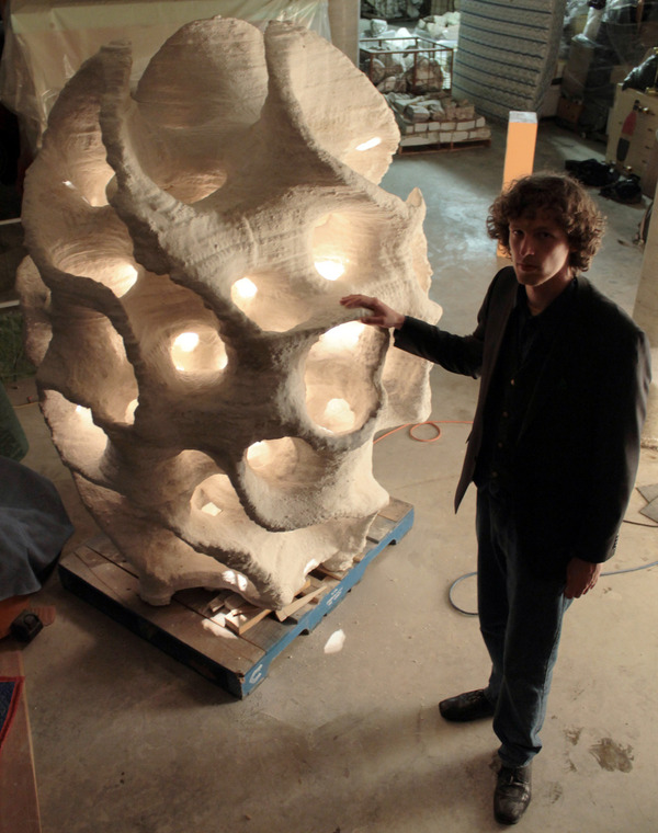 Large 3D Printed Sculpture