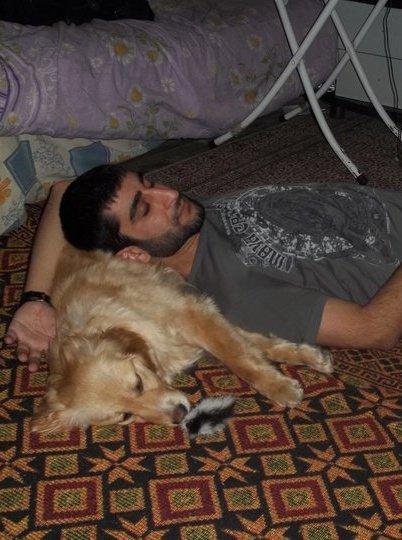 işte insan hayvan sevgisi :)