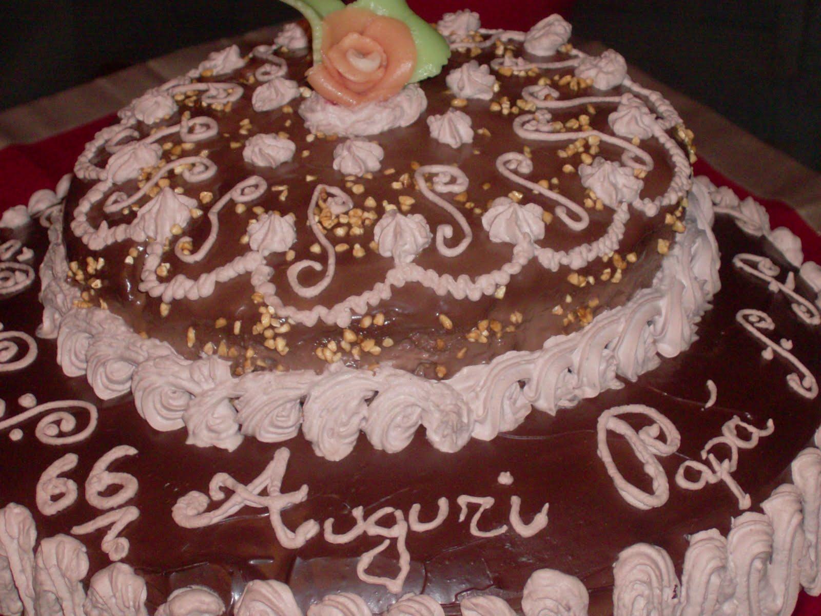 I dolci di agata e non solo torta a due piani for Due piani