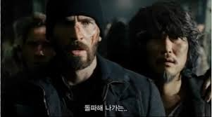 Snowpiercer ~ Chris Evans  | A Constantly Racing Mind