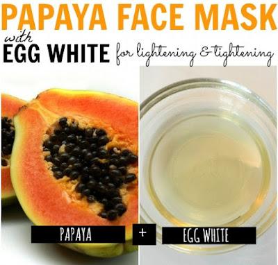 papaya facepack
