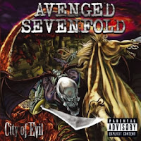 Chord Gitar Avenged Sevenfold - Bat Country