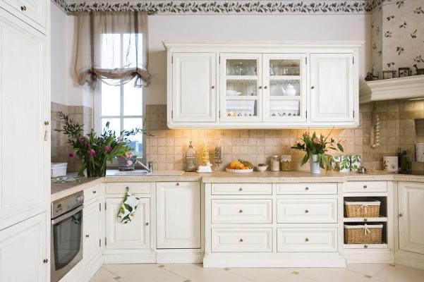 blog dla ludzi z wnętrzem STYL PROWANSALSKI -> Kuchnia Ikea Styl Prowansalski