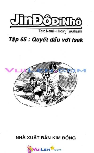 Jindodinho - Đường Dẫn Đến Khung Thành III Tập 65 page 1 Congtruyen24h