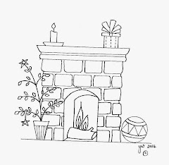 Hearth Embroidery Pattern