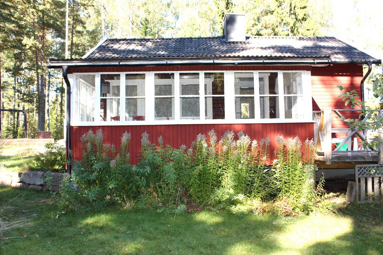 Idemyldring i nr 9: anne line har kjøpt hytte i sverige