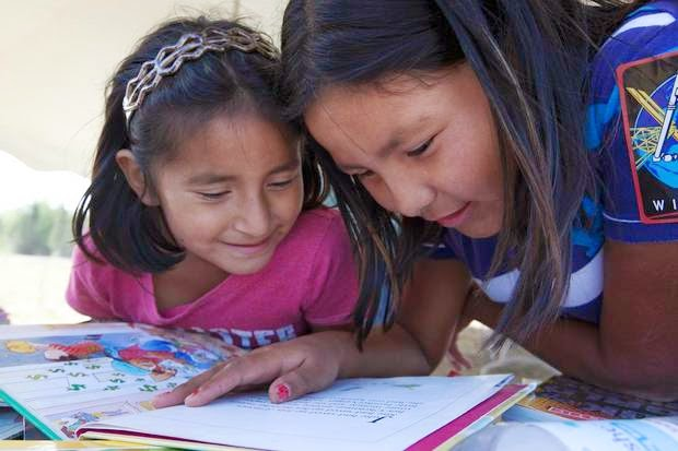 CCR Charity for 2014-2015: Aboriginal Reading Camps