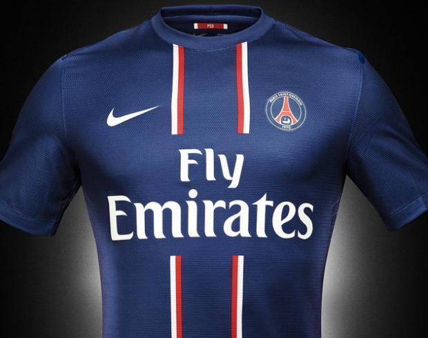 Blog Gol em Gol  Nike divulga a camisa do Paris Saint-Germain para a ... 359c7fcc86269