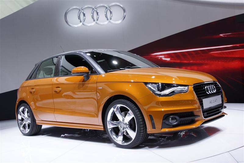 2012 audi a1 sportback way2speed. Black Bedroom Furniture Sets. Home Design Ideas