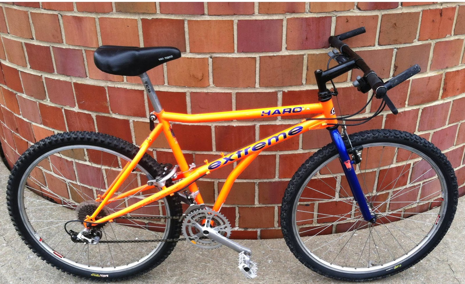 1992 Haro Extreme Mountain Bike | Whistle Bike Shop
