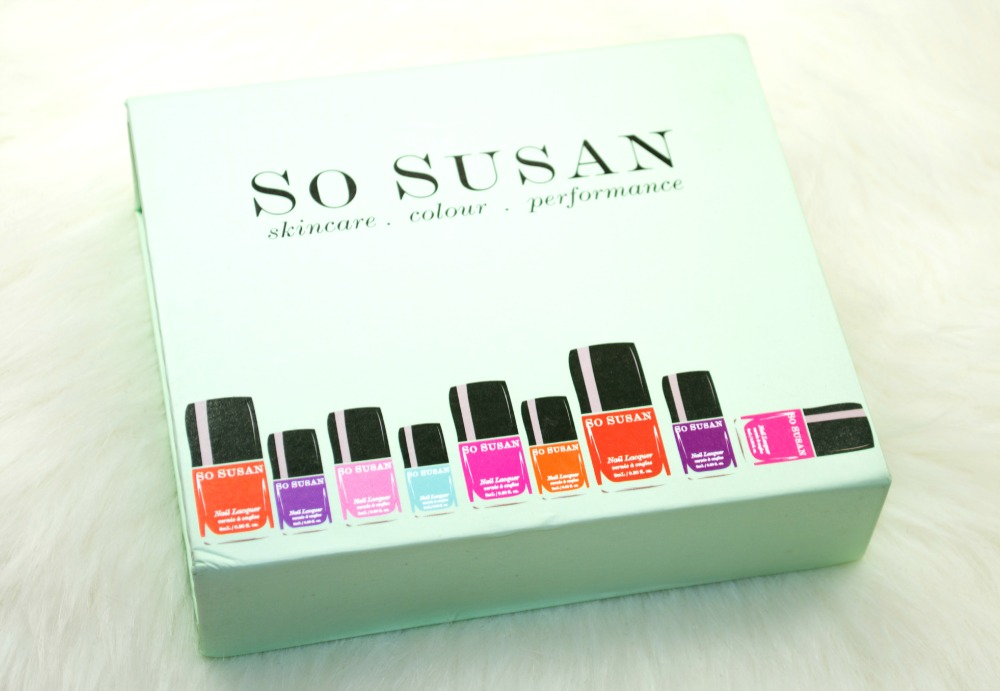 So Susan Lacquerlove October Box | Nail Polish Monthly Subscription Service