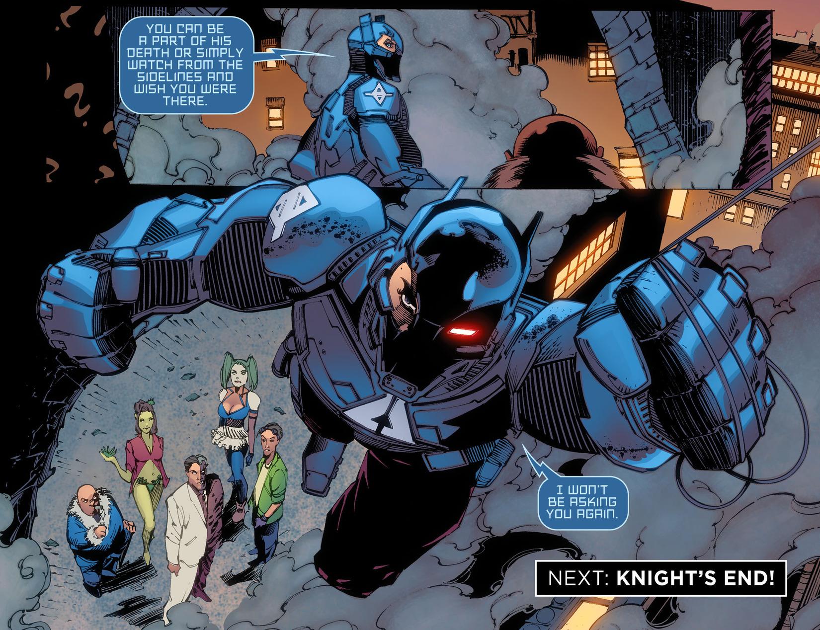 Batman: Arkham Knight [I] Issue #38 #40 - English 22