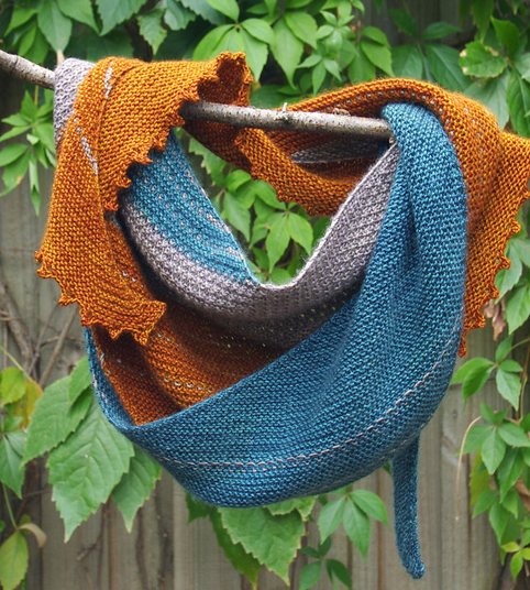 The Ashburn Shawl
