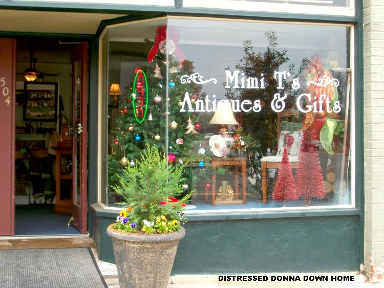 Warrenton, small towns, antique shops, old buildings