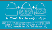 Memorial Day Miche Sale - Classic Bag and 2 Shells Bundle