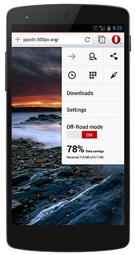 opera mini download for bbm