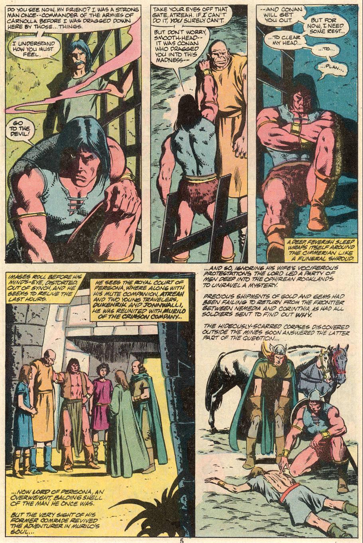 Conan the Barbarian (1970) Issue #124 #136 - English 5
