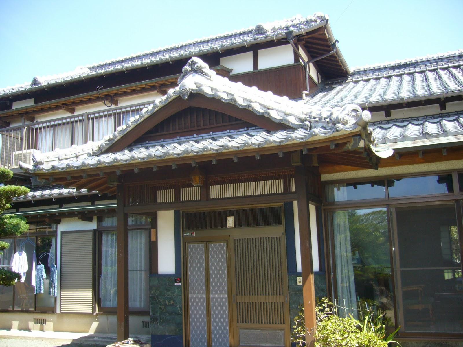 Un mexicano en jap n casa tradicional japonesa - Casas japonesas tradicionales ...