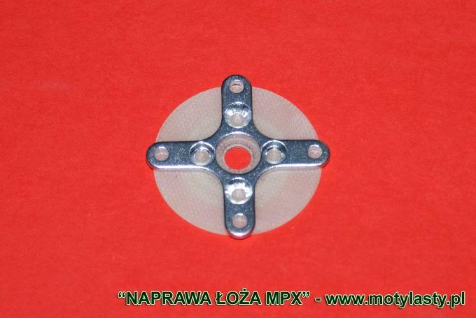 PANDA MPX - naprawa łoża silnika