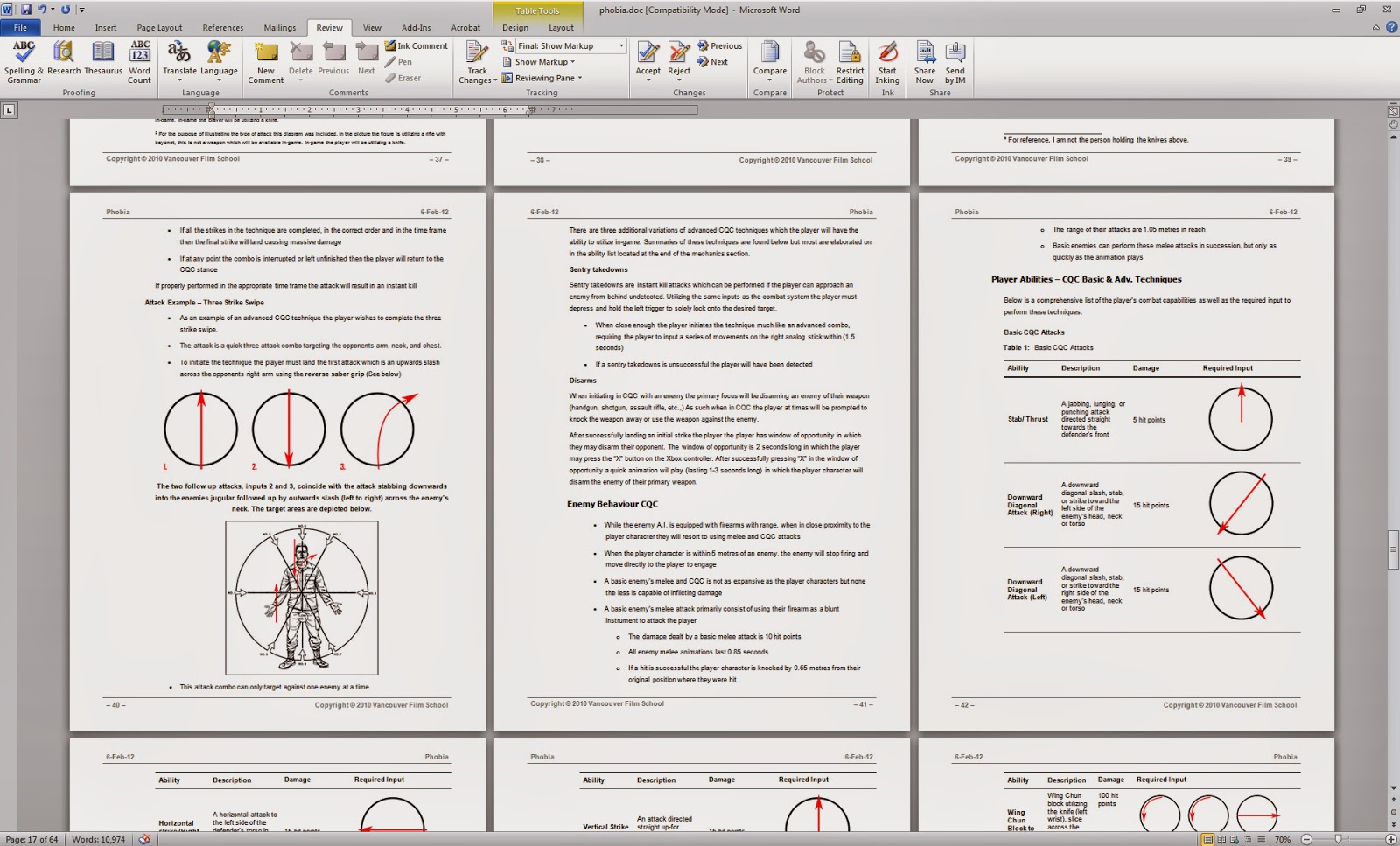FND Jane Research GDD Game Design Document - Gdd game design document example