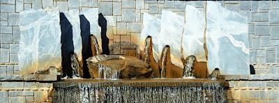 Fountain at Historic Fourth Ward Park