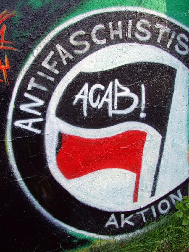 ANTIFASCHISTIS - A.C.A.B.