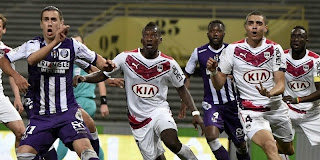 Foot - L1 - Toulouse - Bordeaux : 2-1