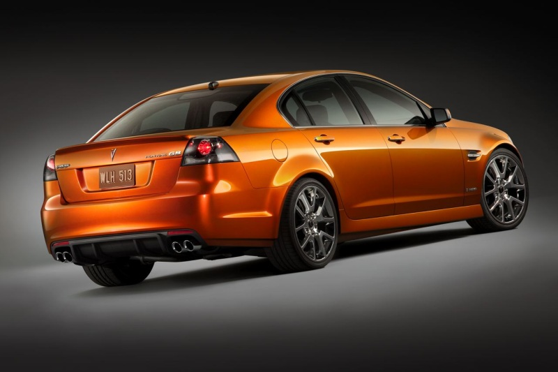 Nancys Car Designs 2009 Pontiac G8 Gxp
