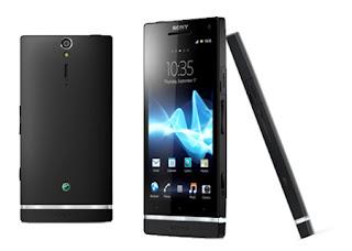 Review Spesifikasi dan Harga Sony Experia S