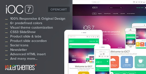 free themeforest template