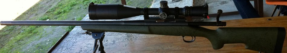 Remington Model 700 XCR Tactical Long Range 300 Win Mag